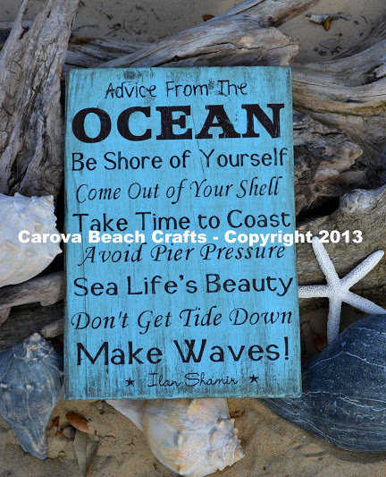 Peachy Beach Sign Beach Theme Beach Decor Advice From The Ocean Wood Largest Home Design Picture Inspirations Pitcheantrous